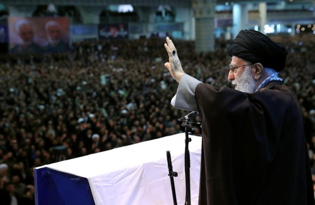 Iran Ayatollah promises retaliation for top nuclear scientist killing