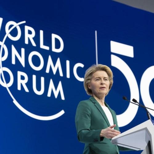 Von der Leyen stresses Europe needs 'credible military capabilities'
