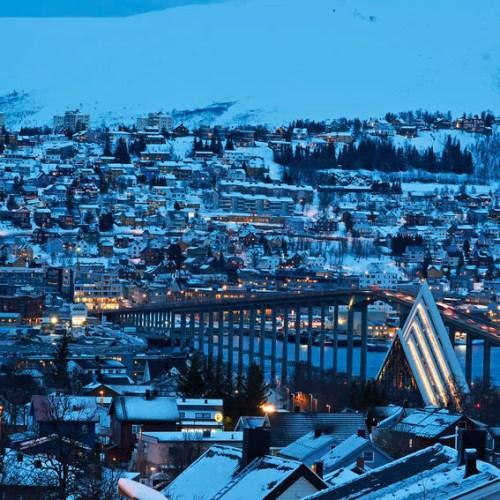 Photo Story: Polar Night in Norway