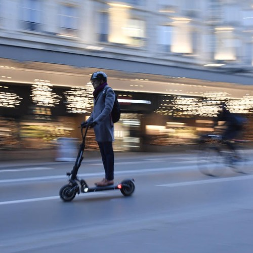 Romania's government sets new rules for electric scooter use