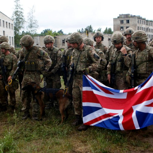 British Defence Secretary fears US may no longer be UK's key ally in conflicts