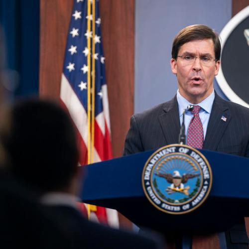 US Defense Secretary denies reports of US withdrawing from Iraq