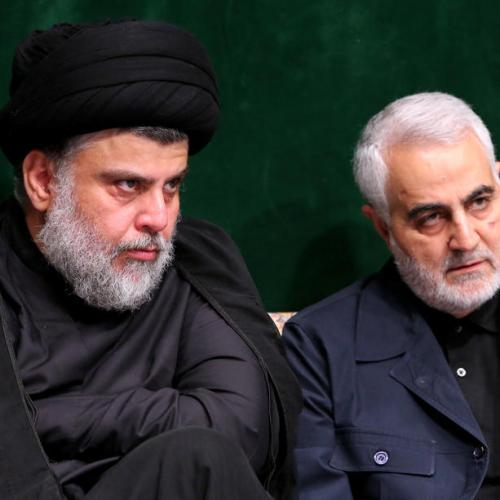Top Iranian General Soleimani killed by US Military on Trump's orders