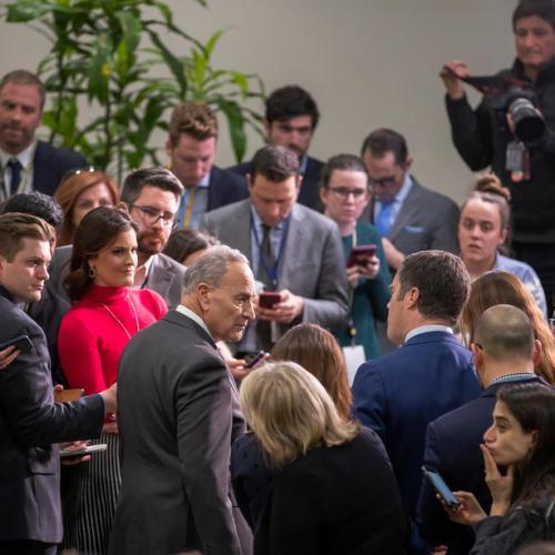 Trump impeachment trial hears case on power abuse
