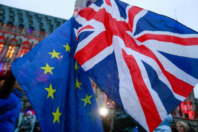 EU to press UK's Johnson to adhere to N.Ireland protocol