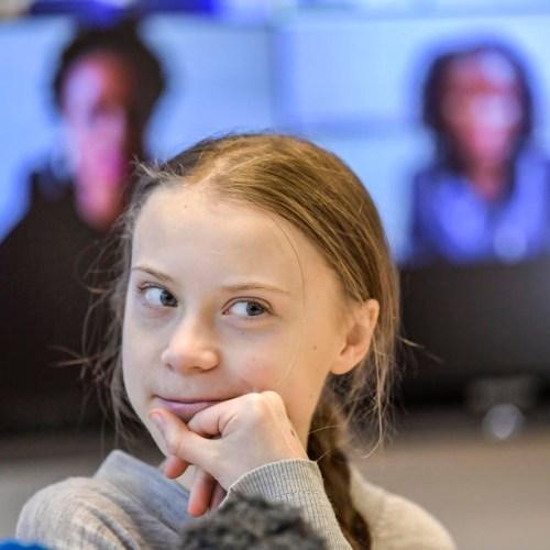 Greta Thunberg to star in own TV series