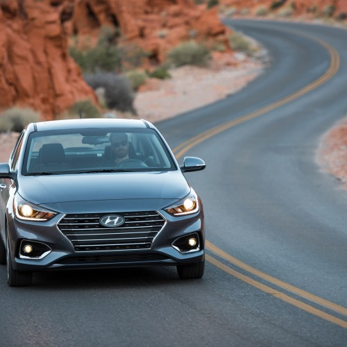 Hyundai Accent awarded best value in America