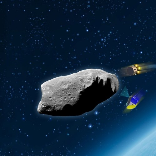 Airbus proposes a solution to protect Earth from asteroids
