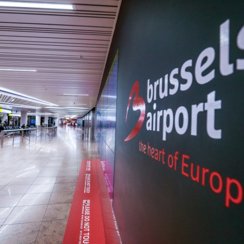 Problems expected tomorrow at Brussels airport passport control