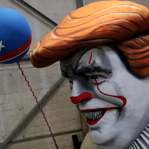 Photo Story: Carnival floats presented in Cologne