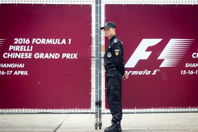 Formula One Grand Prix of China postponed due to coronavirus
