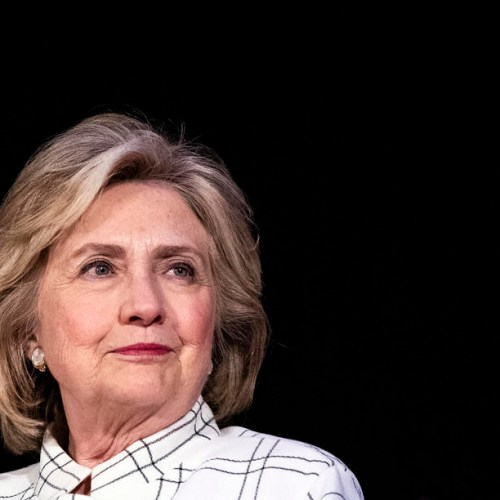 Speculation persists that Hillary Clinton will once more be entering Democratic presidential fray