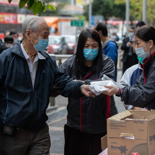Worldwide demand for face masks in coronavirus outbreak creating shortfall for those in real need