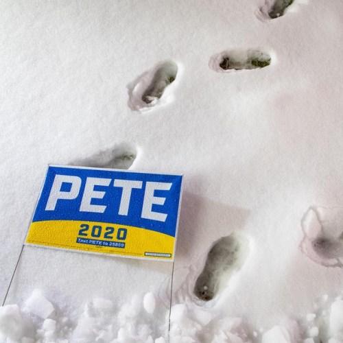 Pete Buttigieg leans into his faith ahead of Iowa vote