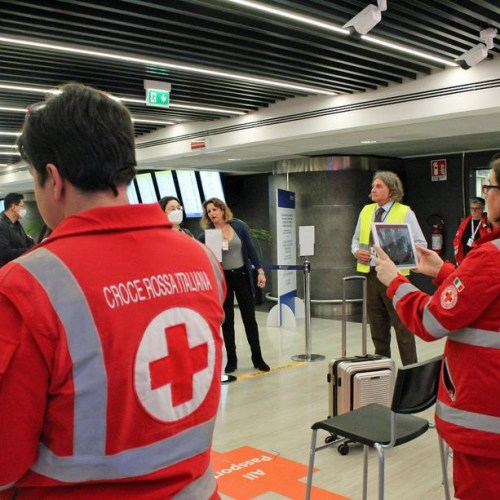Thermo-scanners to be installed in all Italy's international airports to scan for Coronavirus