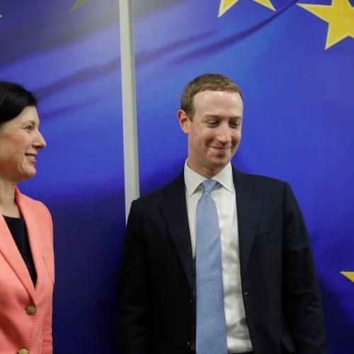 EU rejects Facebook's proposals on Social Media regulation