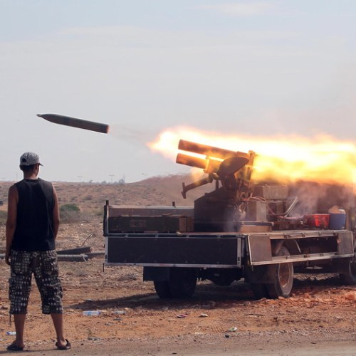 Libya has become an 'experimental field' for all kind of new weapons – UN warns