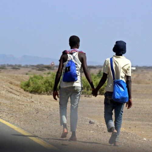Eastern Route overtakes Mediterranean for people leaving Africa