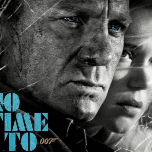 New poster for No Time to Die released