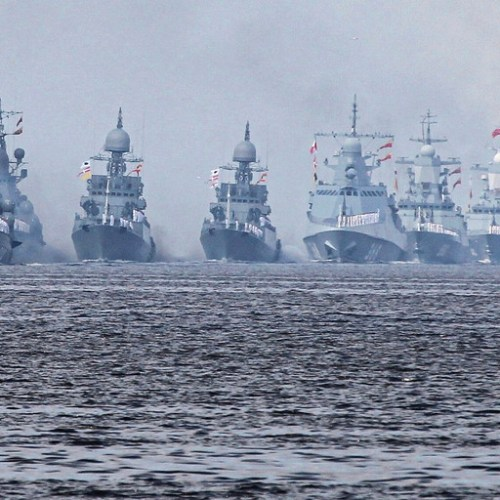 Russia Sends Warships to Syria