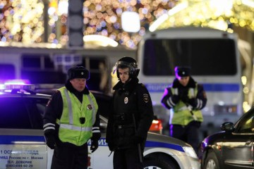 UPDATED: Eight killed in shooting at  Russia's Perm State University