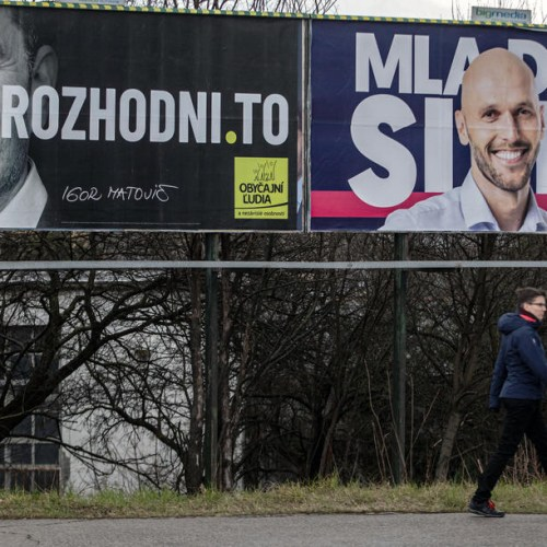 Slovakia goes to the polls