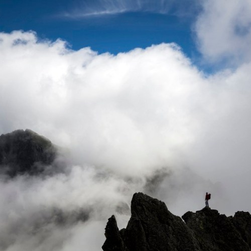 Two Polish climbers killed in Slovakia's High Tatra mountains