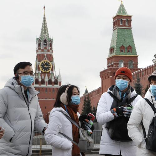 Russia's and Chinese Foreign Ministers discuss coronavirus outbreak