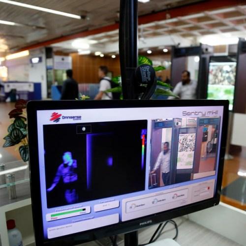 Belgian tests positive for coronavirus
