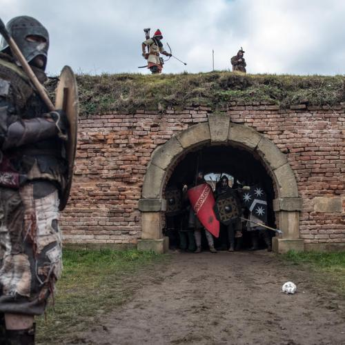Photo Story: Re-enactment in the Czech Republic of Lord of the Rings battle