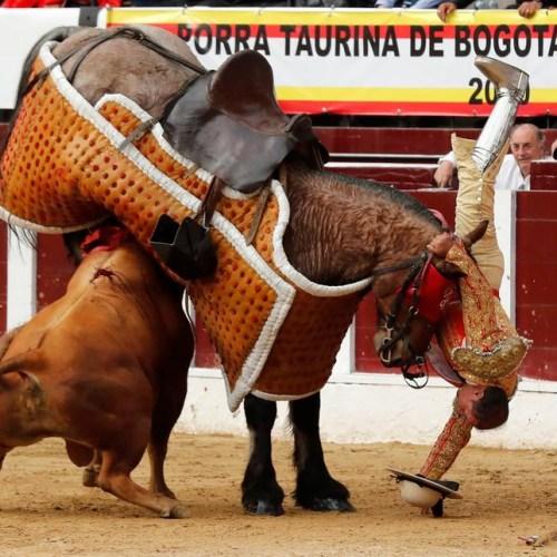 Photo Story: Bullfighting season opens in Bogota