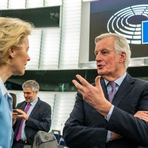 Future relation between the EU and the UK discussed in European Parliament