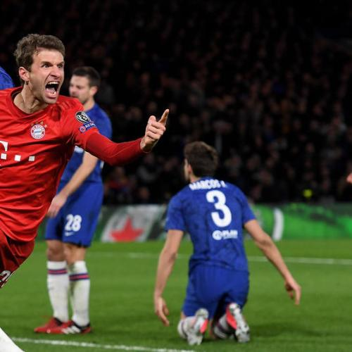 Champions League – Bayern Munich too good for Chelsea