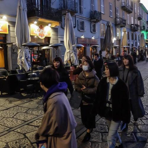 Tourist cancellations reach 90% in Rome over coronavirus fears