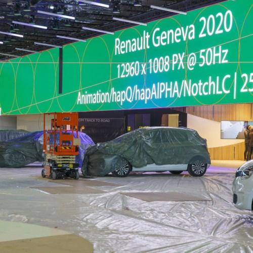 Photo story: Geneva Motor Show cancelled following coronavirus concerns