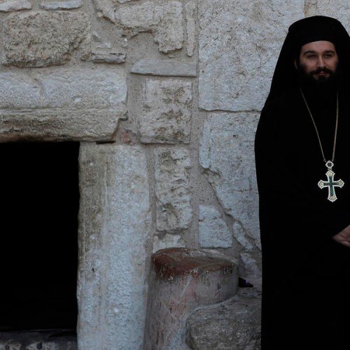 Church of the Nativity in Bethlehem closed after suspected coronavirus case