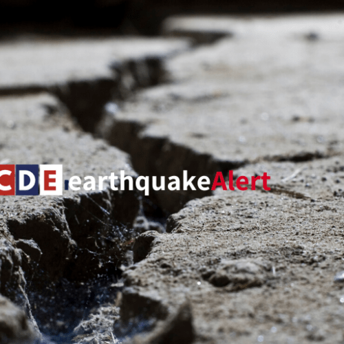2.6 magnitude earthquake registered in Camaiora (Lucca) Italy
