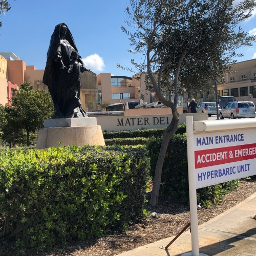 A message to the Maltese by Dr Konrad Borg – Consultant at MaterDei Hospital