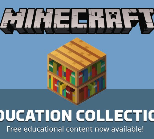 Minecraft launches free educational content for children