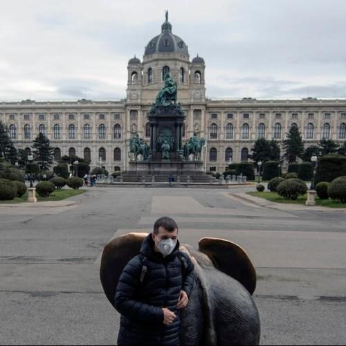 Austria reports first coronavirus death