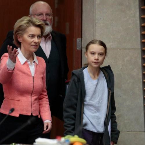 MEPs irked by Greta visit despite virus ban