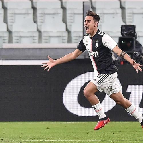 Juventus striker Paolo Dybala and girlfriend test positive for coronavirus