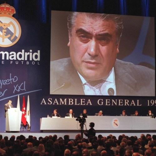 Former Real Madrid President Lorenzo Sanz dies of Coronavirus