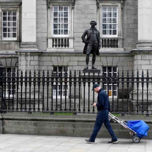 Irish consumer sentiment improves to 13-month high