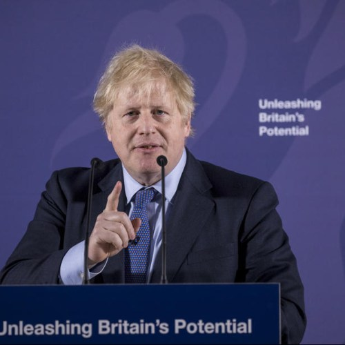 Brexit will not be delayed by coronavirus, says Johnson
