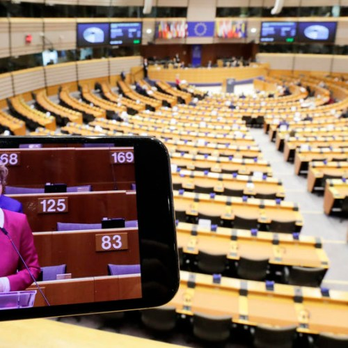EPP calls for European health 'independence'