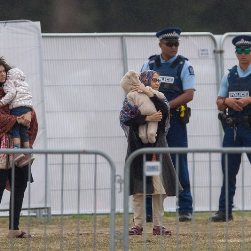 New Zealand police on high alert on Christchurch massacre anniversary