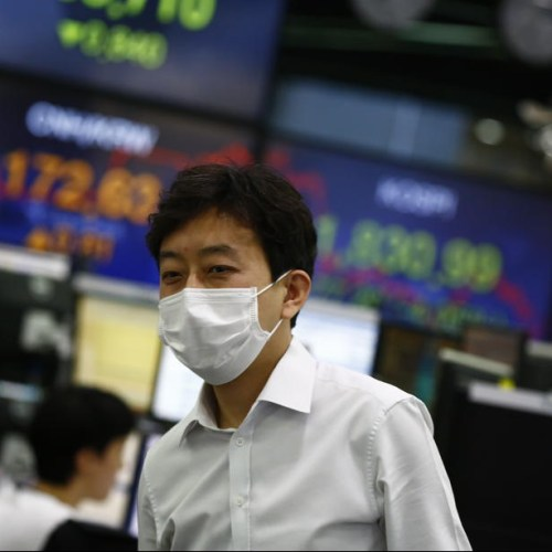 Stock markets free-falling as outbreak restrictions grow globally