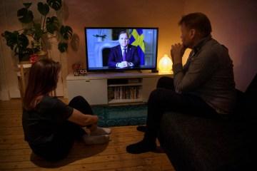 Swedish PM Lofven still voters' favourite leader despite crisis