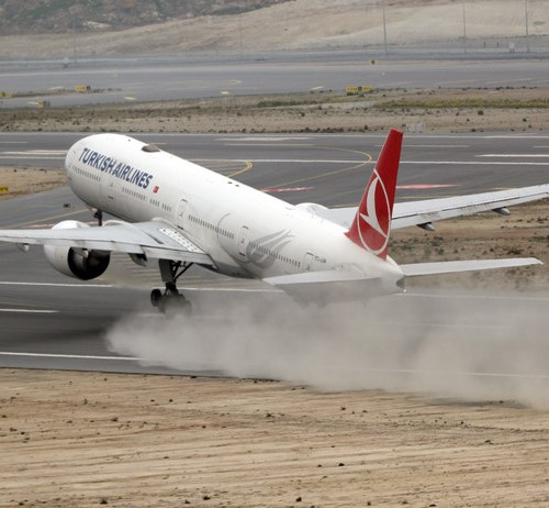 Turkish Airlines slashes wages to overcome coronavirus but avoids layoffs -union